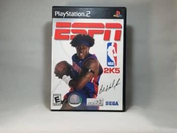 ESPN NBA 2K5 Front