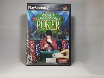World Championship Poker Front