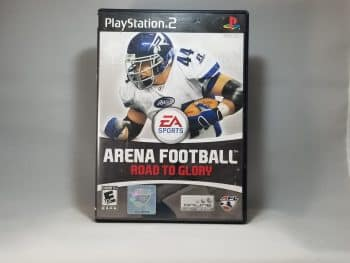 Arena Football Road To Glory Front