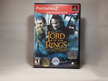 The Lord Of The Rings The Two Towers Front