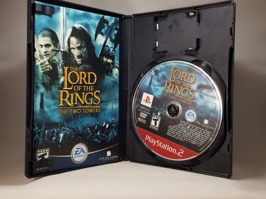 The Lord Of The Rings The Two Towers Disc