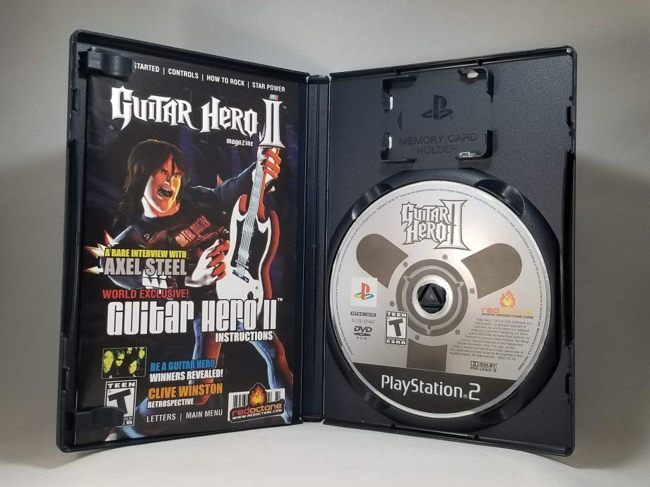 Guitar Hero II Disc