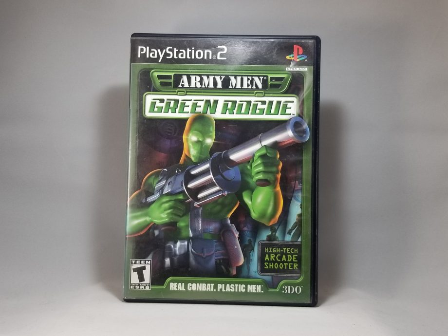 Army Men Green Rogue Front