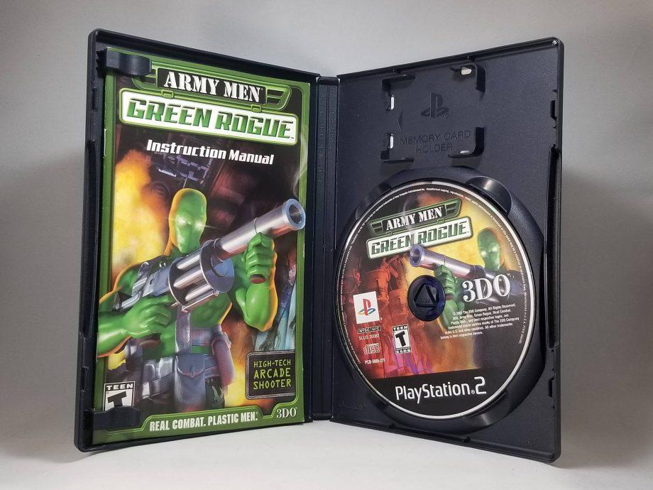 Army Men Green Rogue Disc