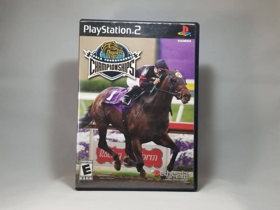 Breeder's Cup World Thoroughbred Championship Front