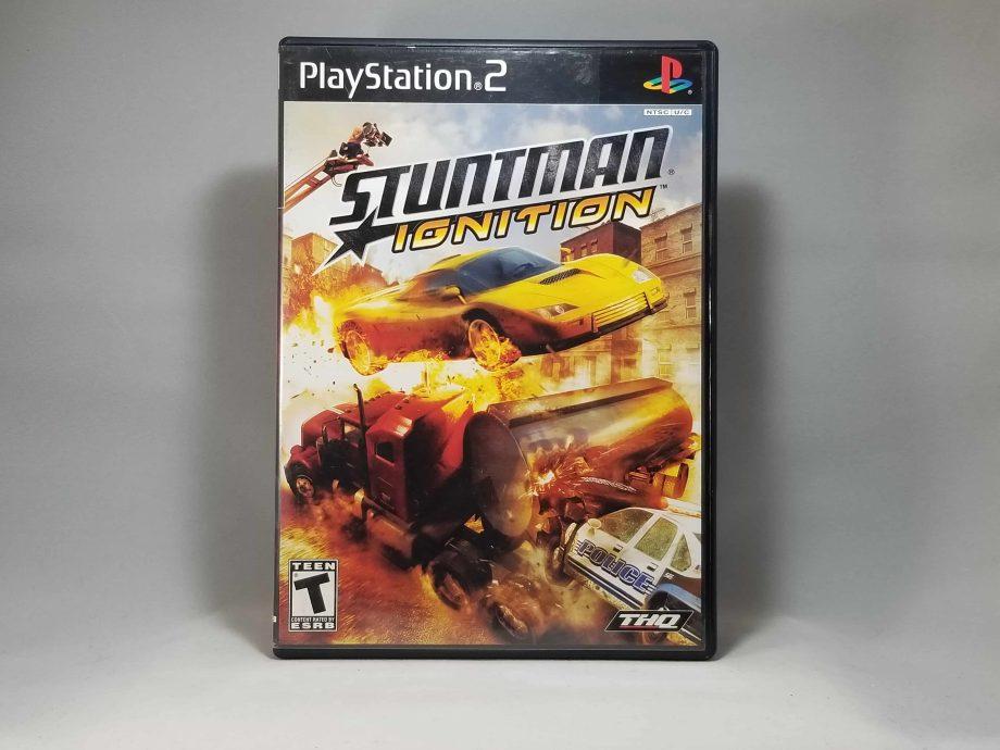 Stuntman Ignition Front