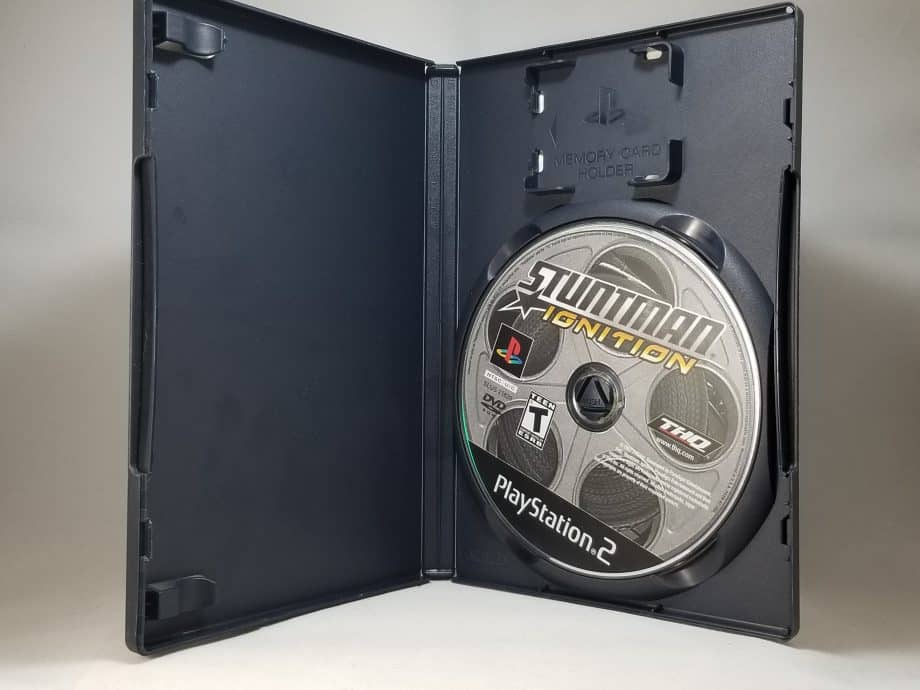 Stuntman Ignition Disc