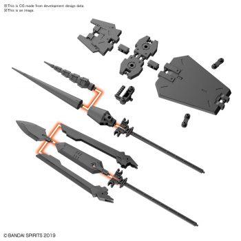 30 Minute Missions Option Armor Set 3 Pose 1
