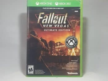 Fall Out New Vegas