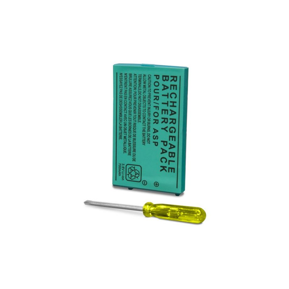 Rechargeable Battery Pack For Game Boy Advance SP Pose 2