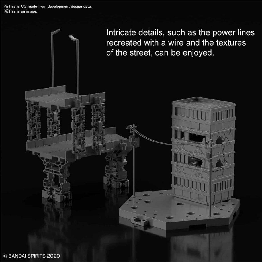 Customize Scene Base City Area Ver Pose 1