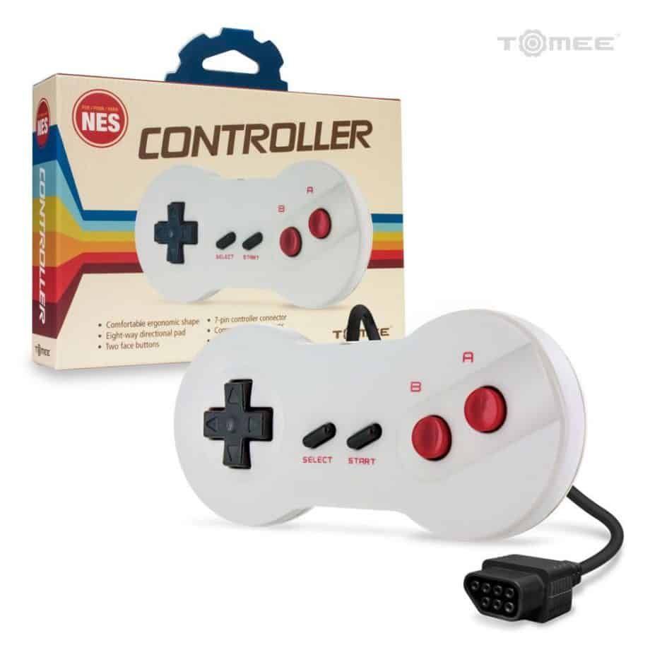 Dogbone Controller For NES Pose 1