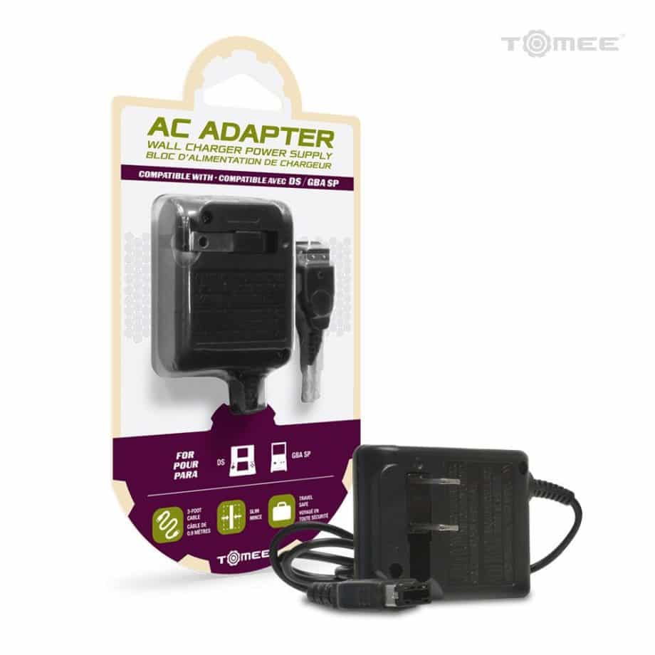 AC Adapter For Nintendo DS / Game Boy Advance SP Pose 1