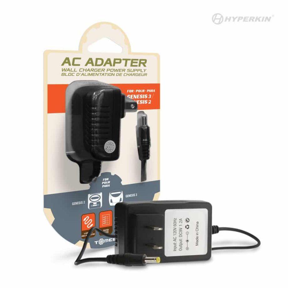 AC Adapter For Genesis 2/ Genesis 3 Pose 1