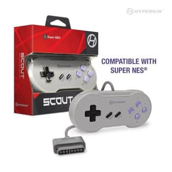 Scout Premium Controller For Super NES by Hyperkin