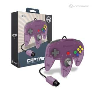 Hyperkin Premium Controller for N64 - Amethyst Purple