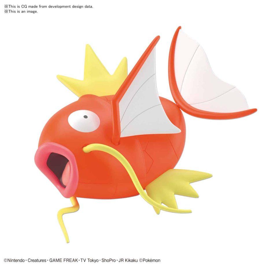 Pokemon Model Kit BIG Magikarp Pose 1