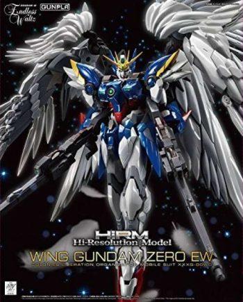 Hi-Resolution Wing Gundam Zero EW Box