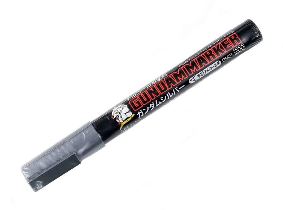 Gundam Marker Silver GM05