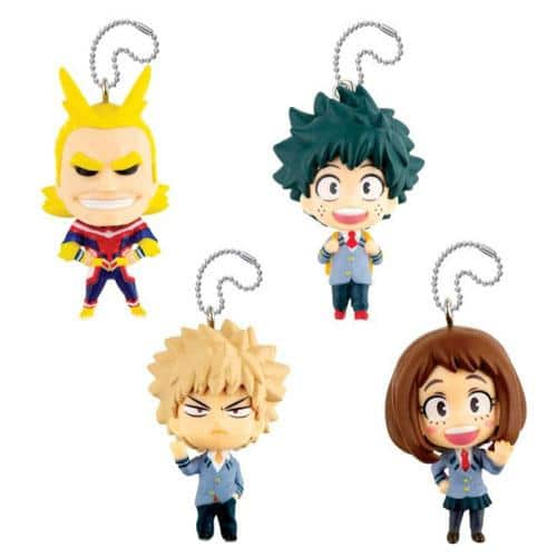 My Hero Academia Dangler Blind Capsule Pose 1