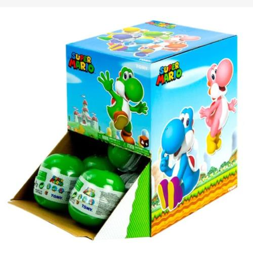 Yoshi Wind Up Walking Figure Blind Box Pose 1