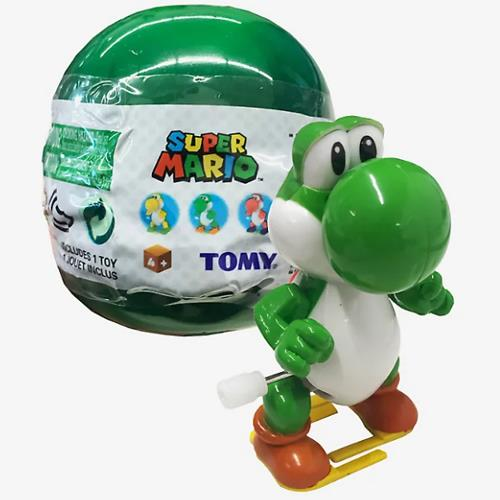 Yoshi Wind Up Walking Figure Blind Box Pose 2