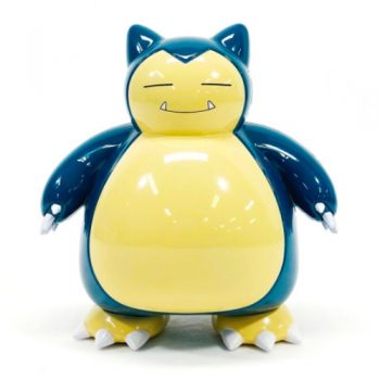 Pokemon Figure Coin Bank Snorlax