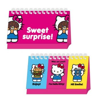 Hello Kitty Scheduler Pose 1