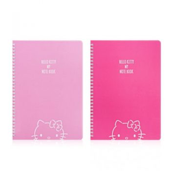Hello Kitty B6 PP Cover Notebook