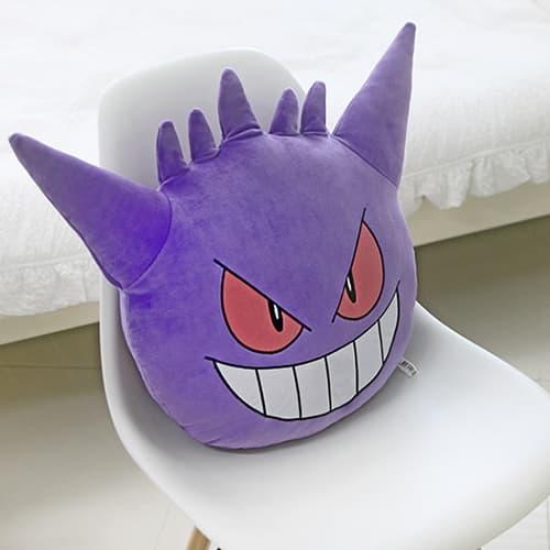 Gengar Face Cushion