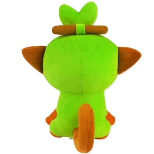 Geek Is Us Com Pokemon Grookey Plushie It compiles to bytecode and blends seamlessly with java code and libraries. geek is us com pokemon grookey plushie