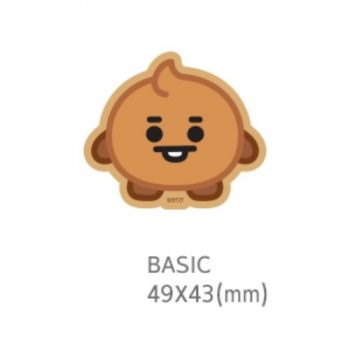 BT21 Shooky Sticker