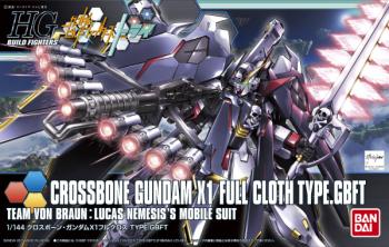 Gundam Build Fighters 1/144 High Grade Crossbone