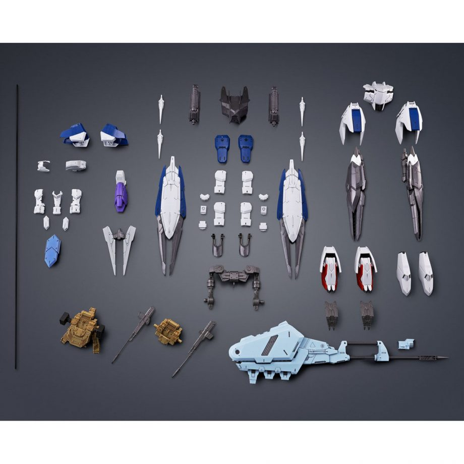 1/100 Master Grade Expansion Part Set For Gundam Barbatos Pose 1