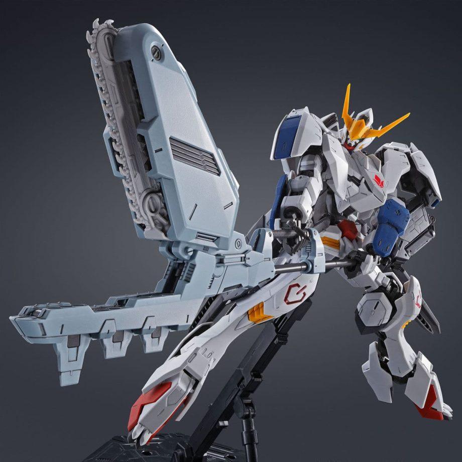 1/100 Master Grade Expansion Part Set For Gundam Barbatos Pose 5