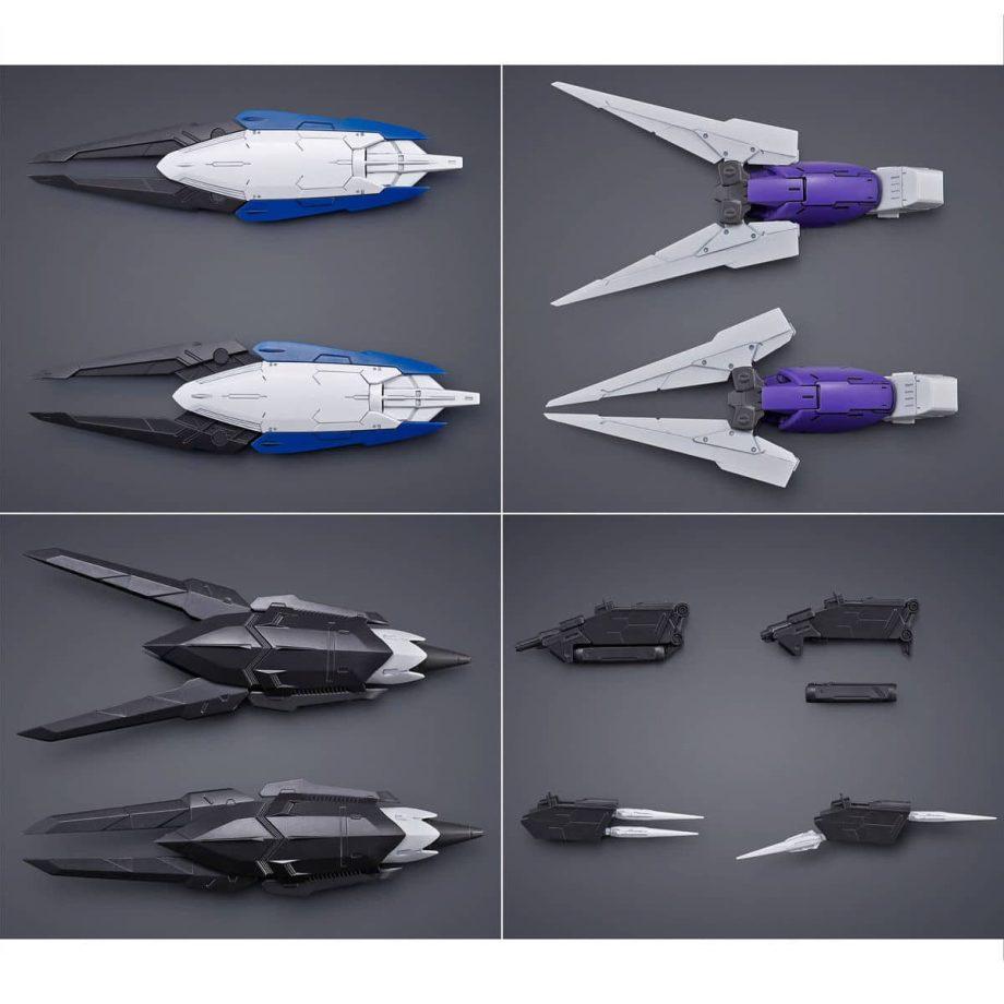 1/100 Master Grade Expansion Part Set For Gundam Barbatos Pose 6