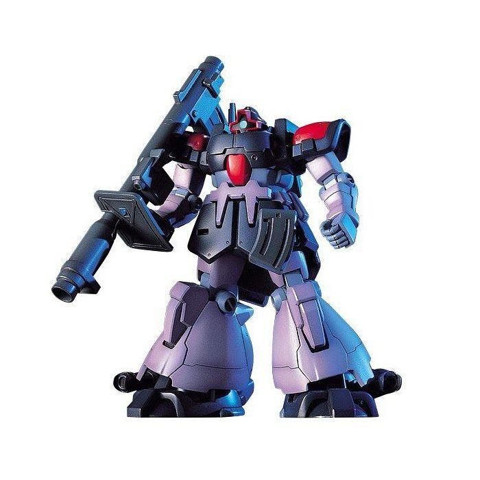 High Grade MS-09F Dom Tropen Pose 1
