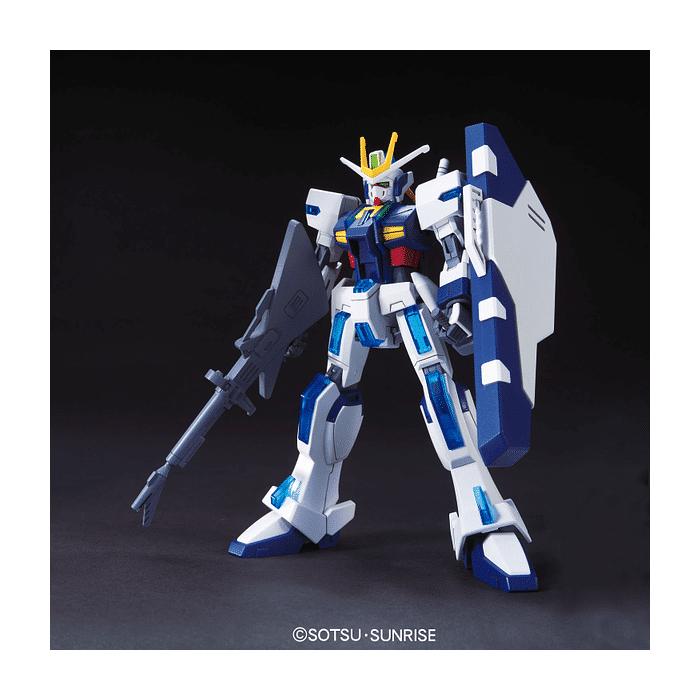 1/144 High Grade Extreme Gundam Pose 1