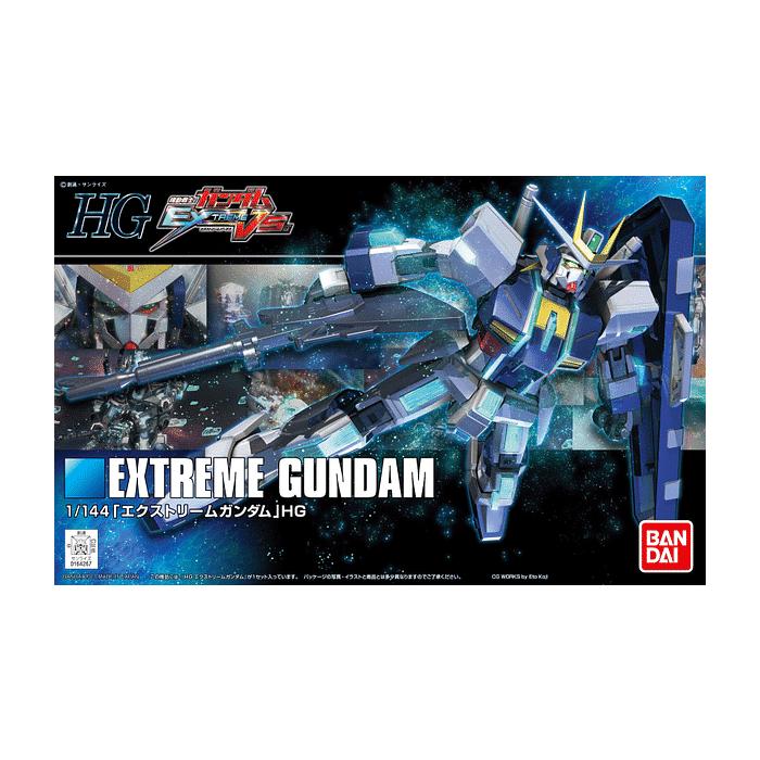 1/144 High Grade Extreme Gundam Box
