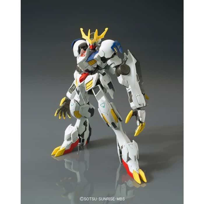 High Grade Gundam Babatos Lupus Rex Pose 1