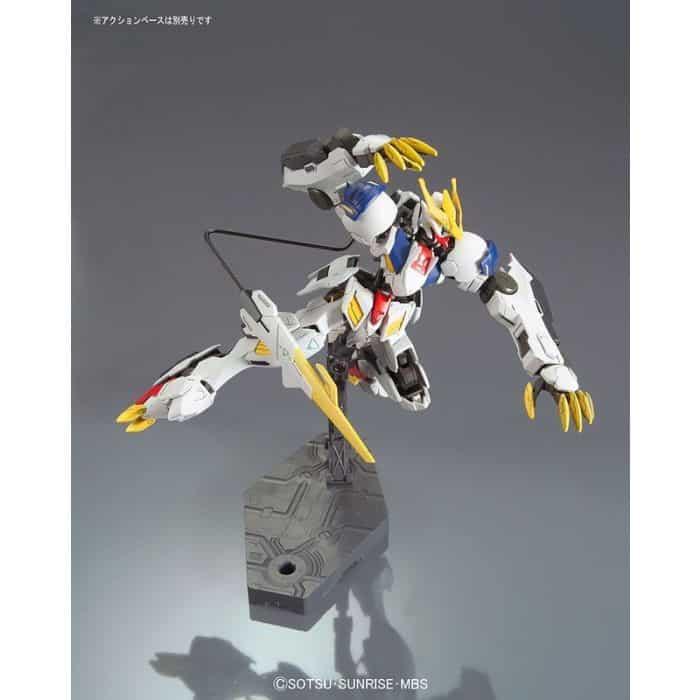 High Grade Gundam Babatos Lupus Rex Pose 4