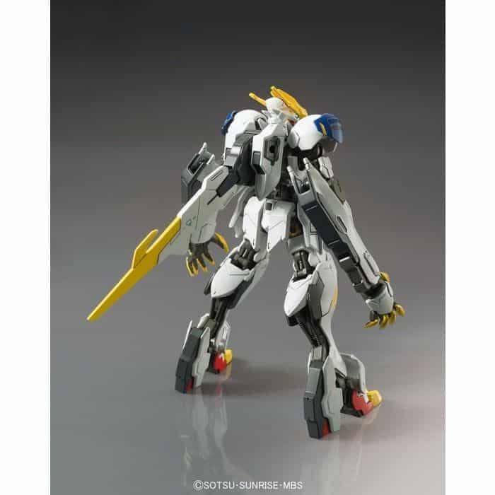 High Grade Gundam Babatos Lupus Rex Pose 8