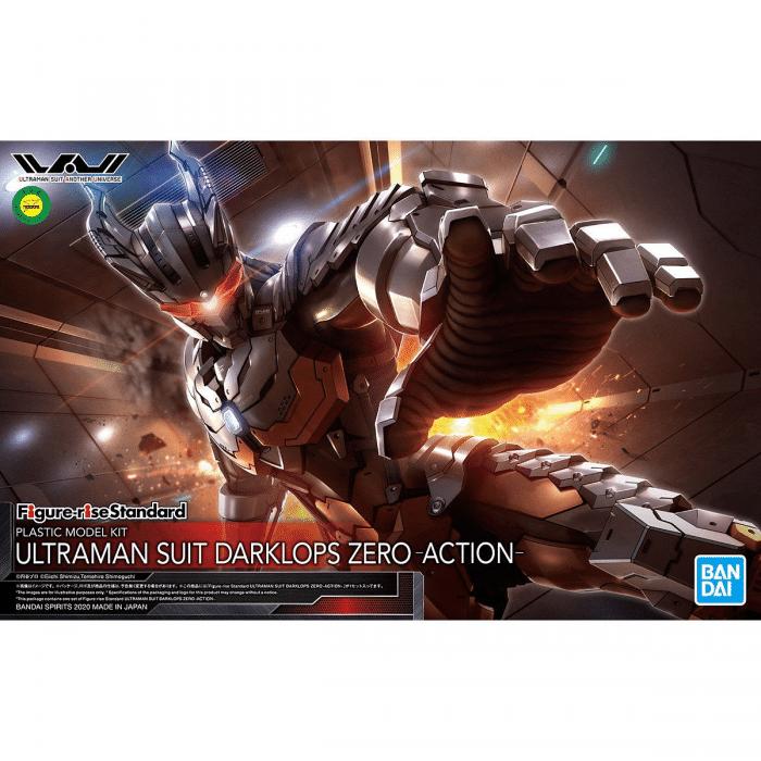 Ultraman Suit Darklops Zero Figure-Rise Box