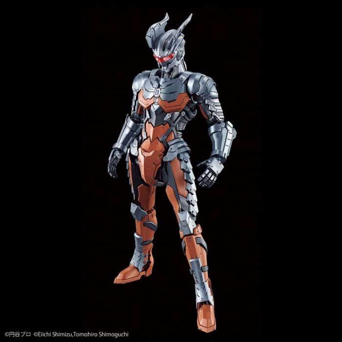 Ultraman Suit Darklops Zero Figure-Rise Pose 1