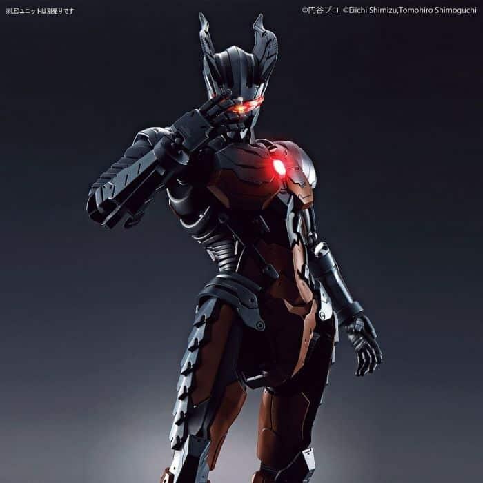 Ultraman Suit Darklops Zero Figure-Rise Pose 7