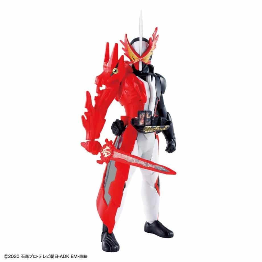 Kamen Rider Saber Pose 2