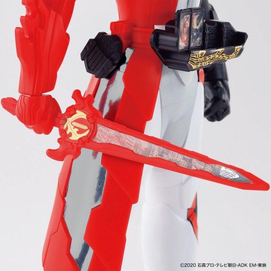 Kamen Rider Saber Pose 3