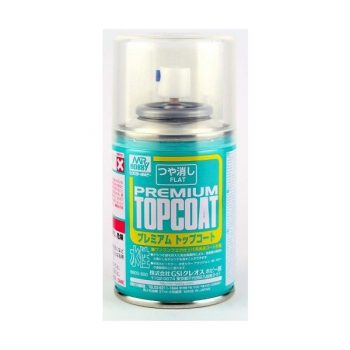 Mr Premium Top Coat Flat