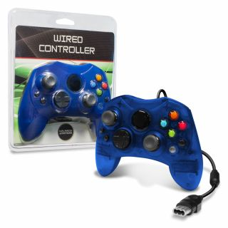 Wired Controller For Xbox (Blue)