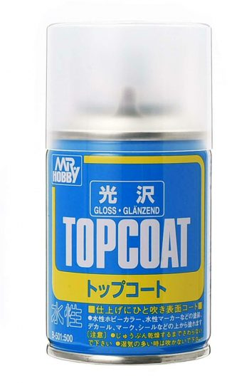 Mr Top Coat Gloss